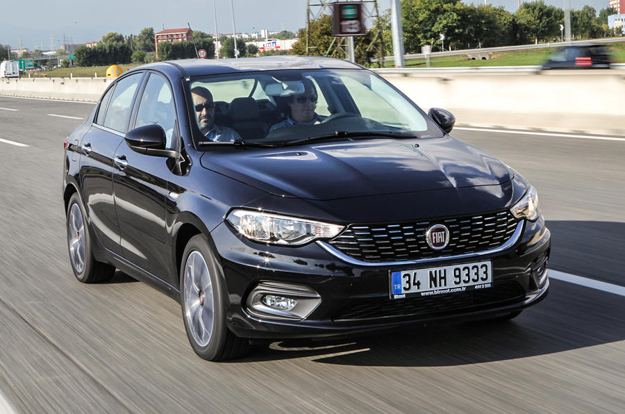 2016 fiat tipo 1 6 110 multijet ii review review autocar. Black Bedroom Furniture Sets. Home Design Ideas