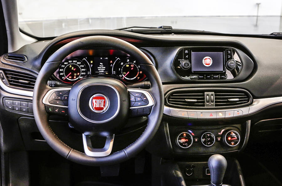 2016 Fiat Tipo 1.6 110 Multijet II review review   Autocar