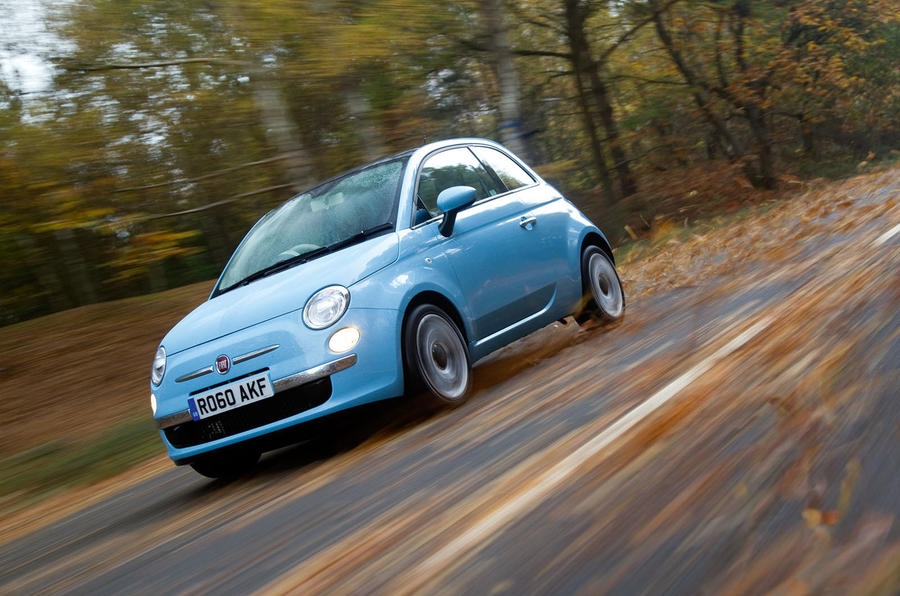 80: 2007 Fiat 500 - NEW ENTRY
