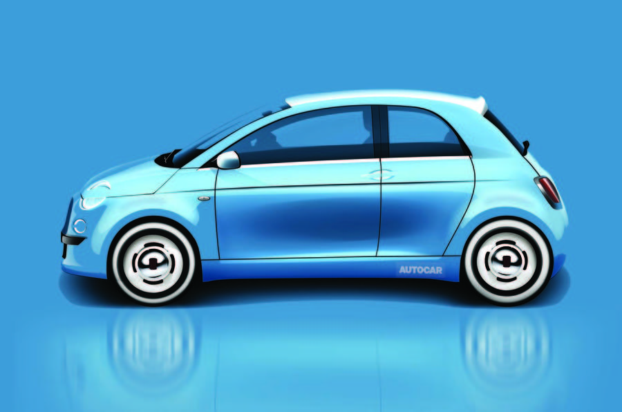 New Electric Fiat 500 To Lead Five Model Renewal Plan Autocar