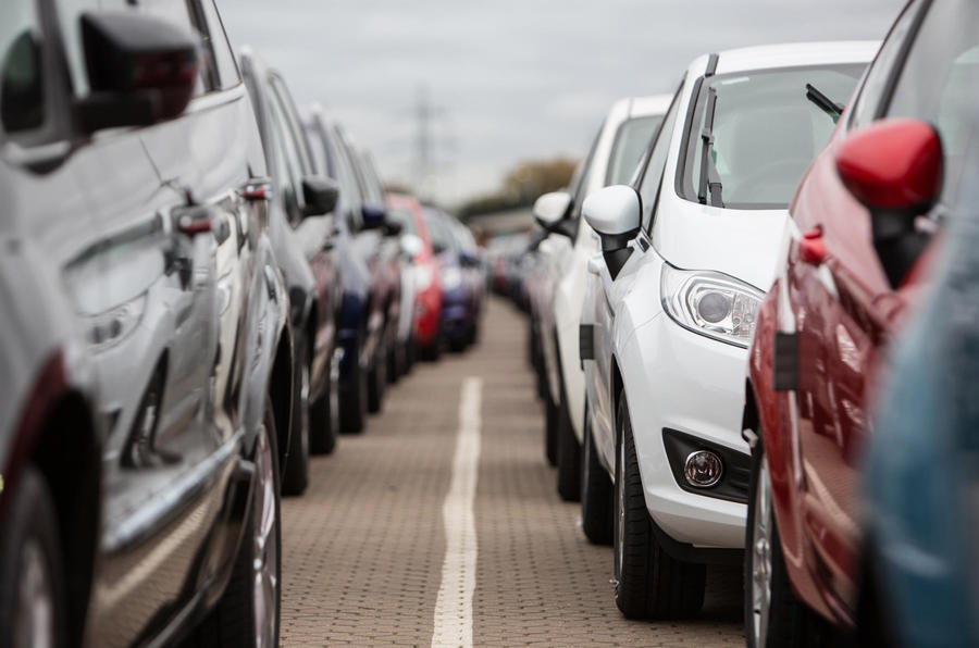 Monthly new auto sales decline again