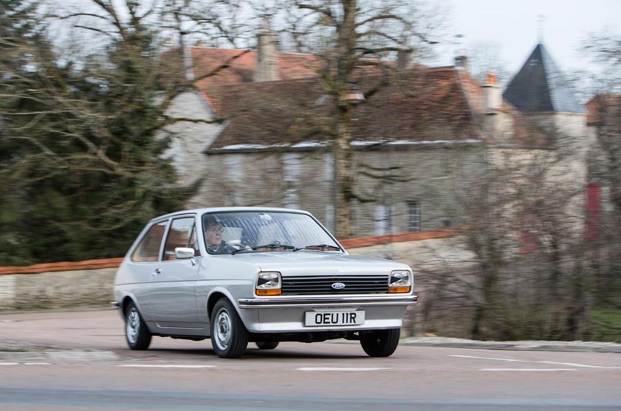 Ford Fiesta Mk1