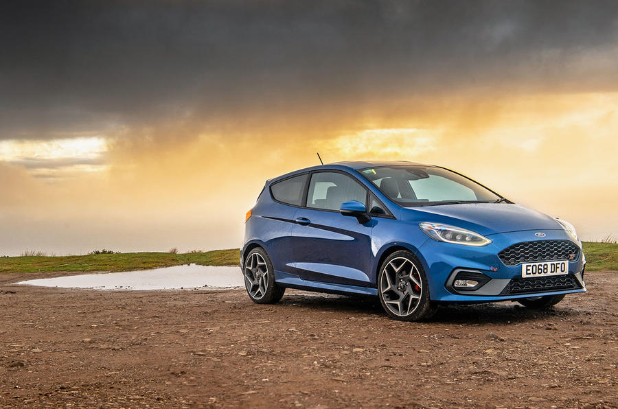 Ford Fiesta ST long term review - sunset