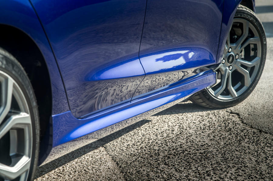 Ford Fiesta side sills