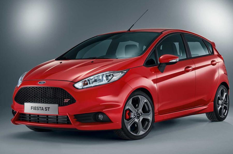 Ford Fiesta five-door ... & Ford Fiesta ST five-door launched in UK   Autocar Pezcame.Com