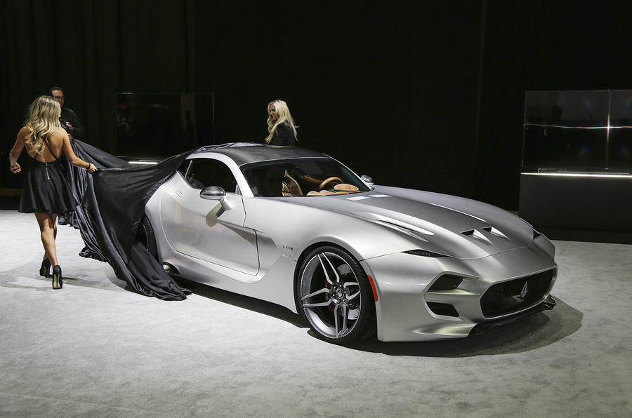Detroit Motor Show 2016 Report And Gallery Autocar