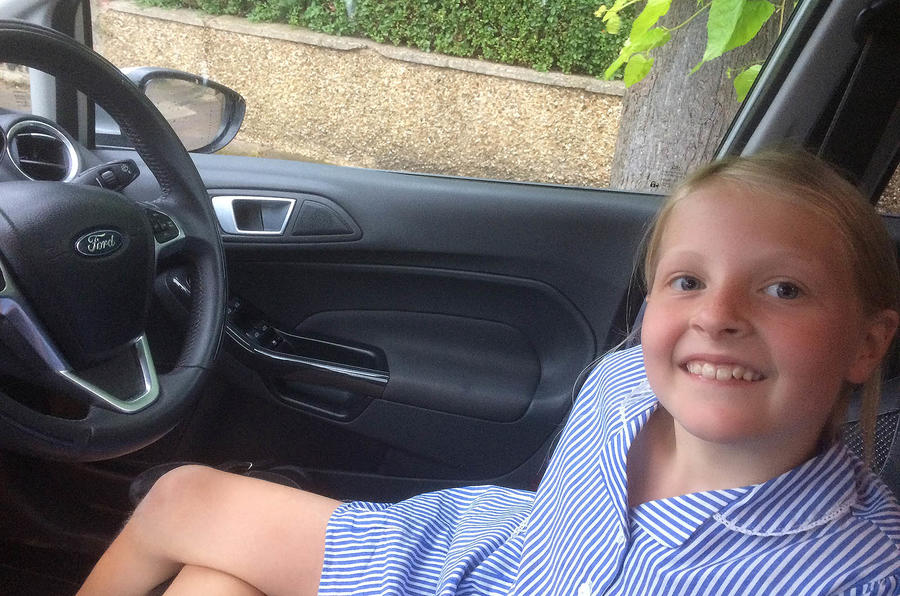 Ford Fiesta & its future driver