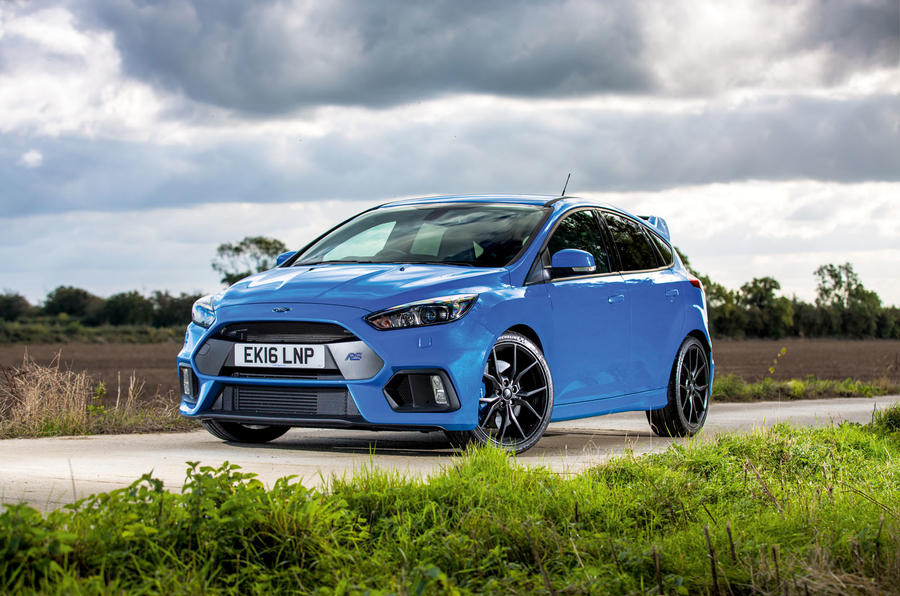 Ford Focus RS long-term test review: its first service