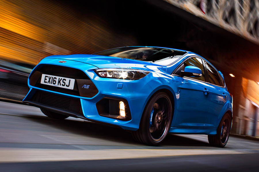 Car Jump Pack >> 2016 Ford Focus RS - UK drive review review | Autocar