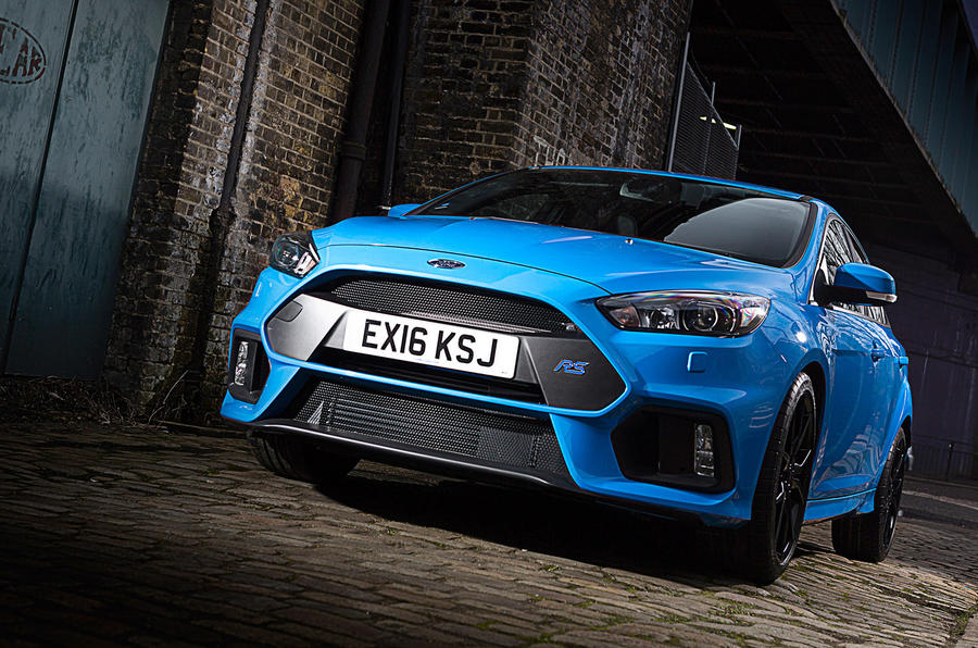 £31,000 Ford Focus RS