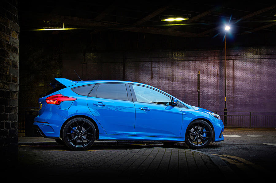 2016 ford focus rs uk drive review review autocar. Black Bedroom Furniture Sets. Home Design Ideas