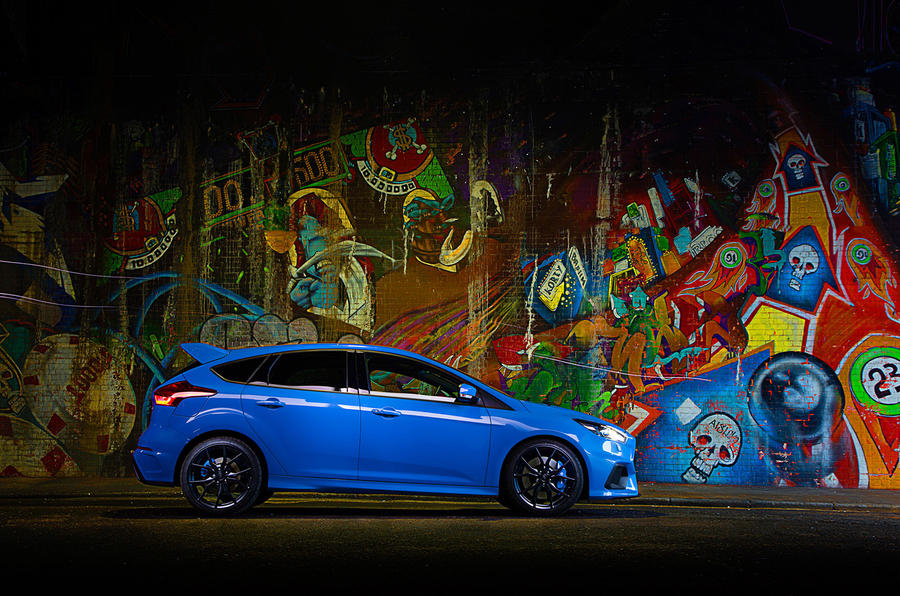 1599kg Ford Focus RS
