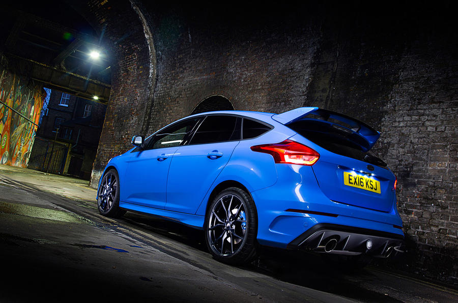 Ford Focus Awd >> 2016 Ford Focus RS - UK drive review review | Autocar