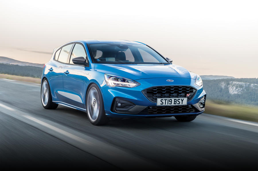 New Ford Focus St Primed For Early 2019 Reveal Autocar