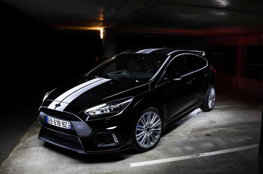 Fiesta St For Sale >> Ford Mustang and Focus RS will be offered as Le Mans 50th ...