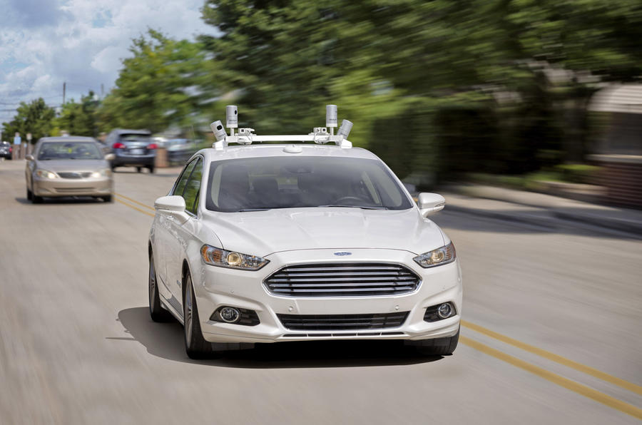 Ford has invested heavily in autonomous technology