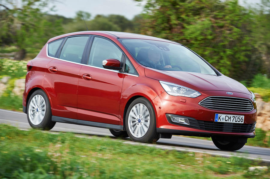 148bhp Ford C-Max 1.5 Ecoboost