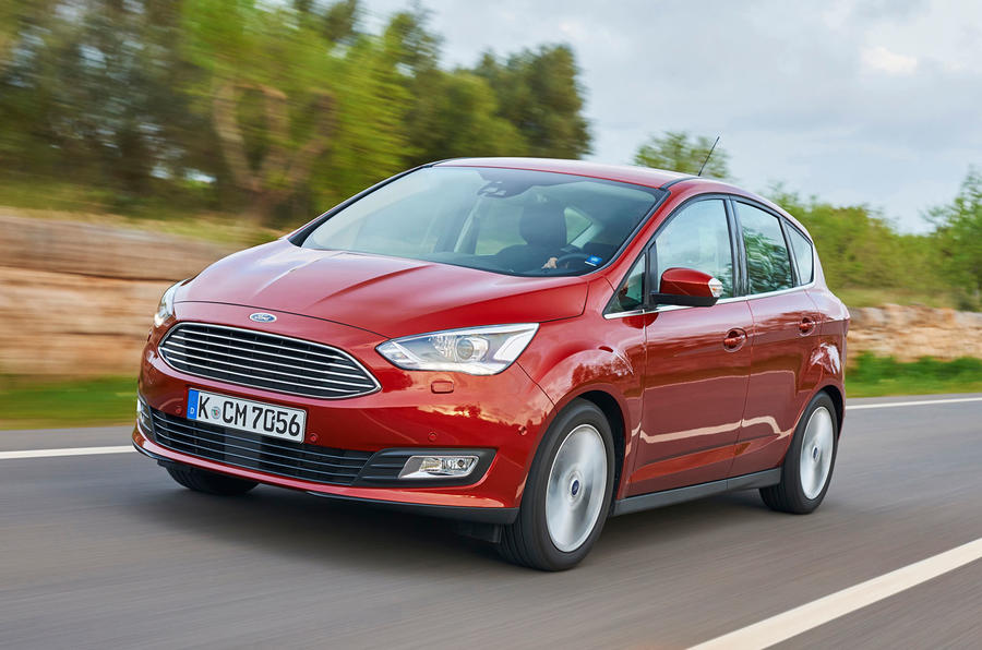 126mph Ford C-Max 1.5 Ecoboost