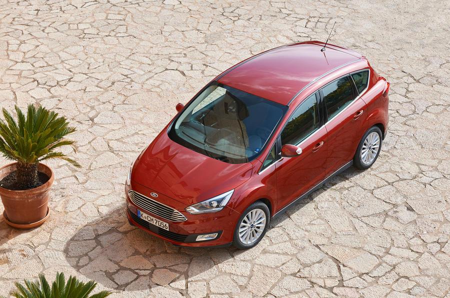 4 star Ford C-Max 1.5 Ecoboost Titanium