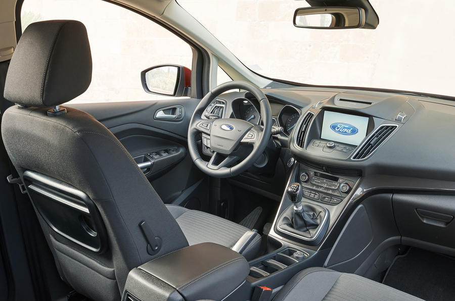 2015 Ford C Max 1 5 Ecoboost Titanium Review Review Autocar