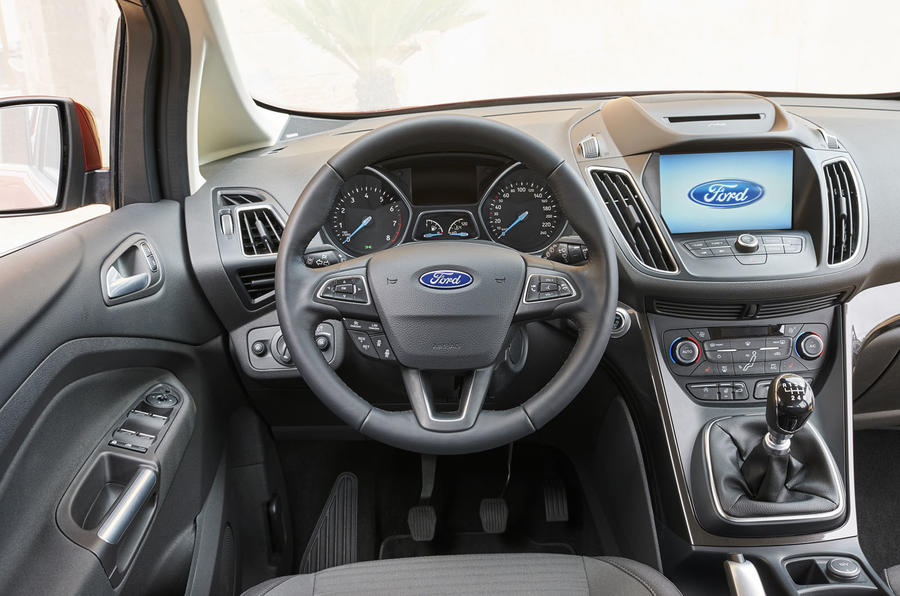 2015 Ford C-Max 1.5 Ecoboost Titanium review review | Autocar