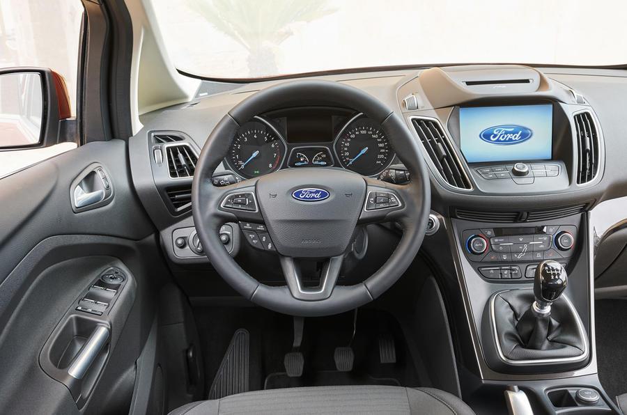 2015 ford c max 1 5 ecoboost titanium review review autocar. Black Bedroom Furniture Sets. Home Design Ideas