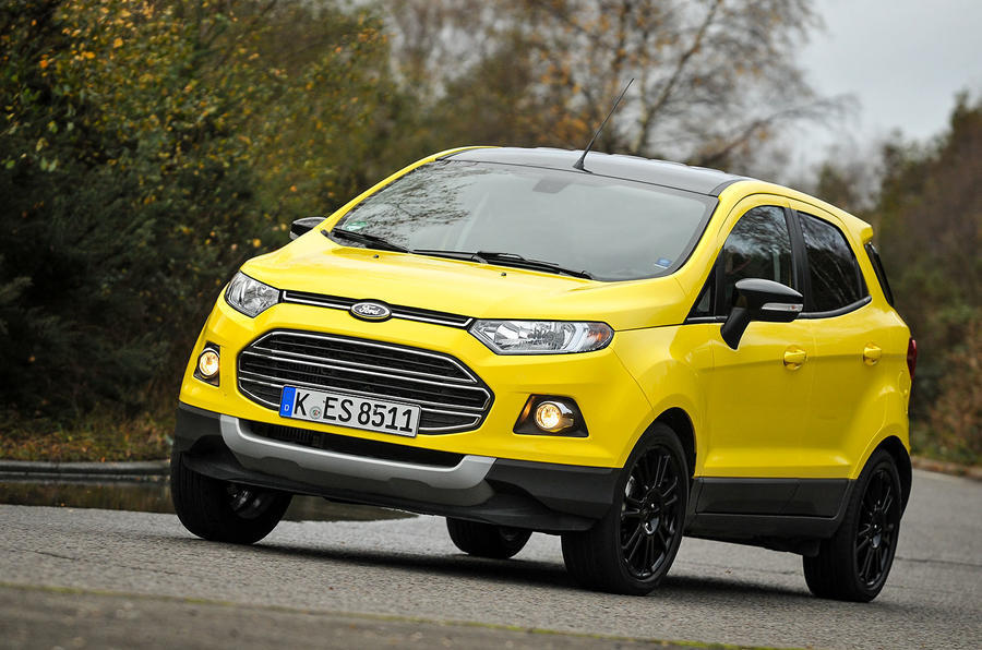2016 ford ecosport 1 0 140 titanium s review review autocar. Black Bedroom Furniture Sets. Home Design Ideas