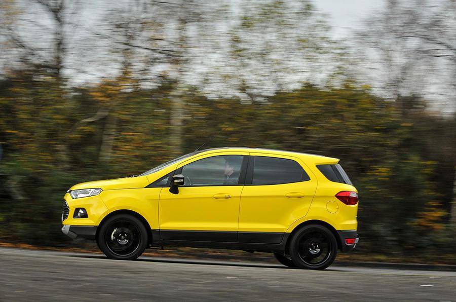 £17,500 Ford Ecosport Titanium S