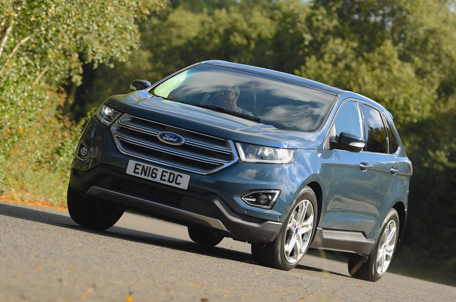 Ford Edge long-term test review: does it live up to its SUV tag?