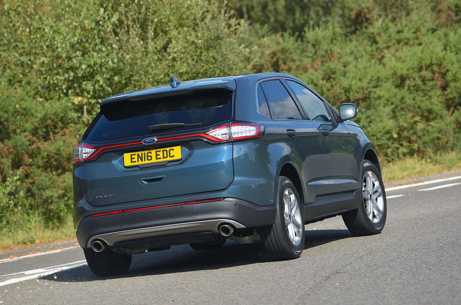 Ford Edge long-term test review: first report