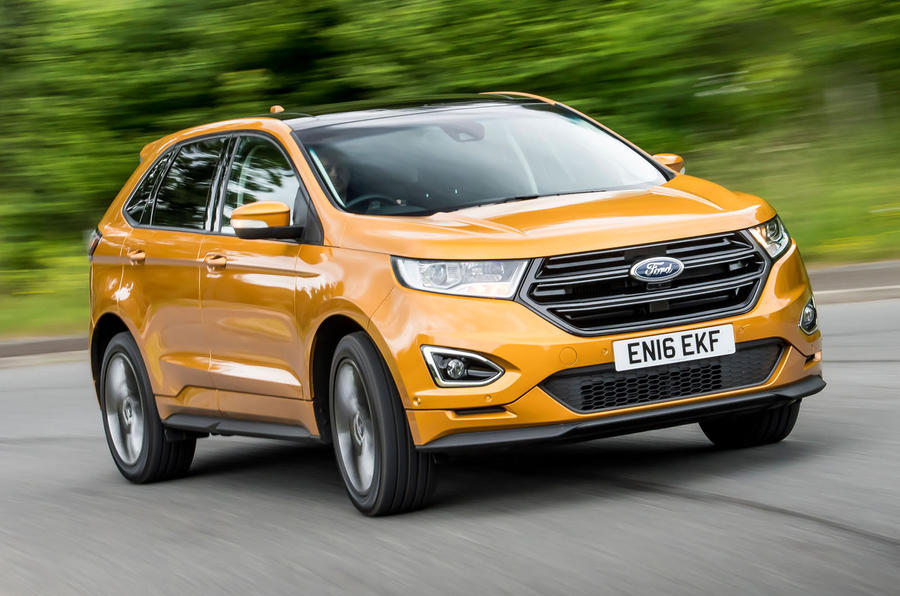2016 ford edge 2.0 tdci 180 sport review review | autocar