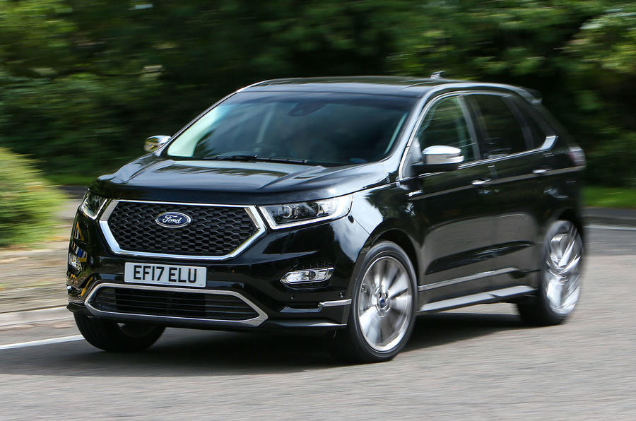 ford edge vignale uk 2017 review autocar. Black Bedroom Furniture Sets. Home Design Ideas
