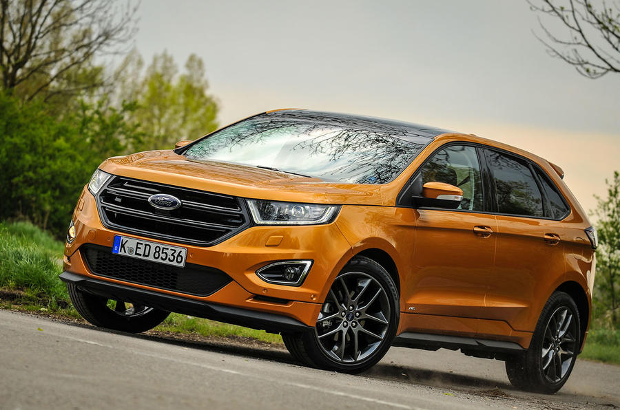 2016 Ford Edge 2 0 Tdci 210 Sport Review Review Autocar
