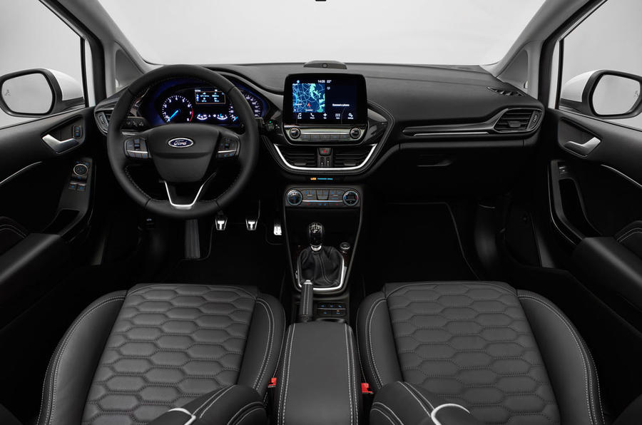2017 Ford Fiesta officially revealed