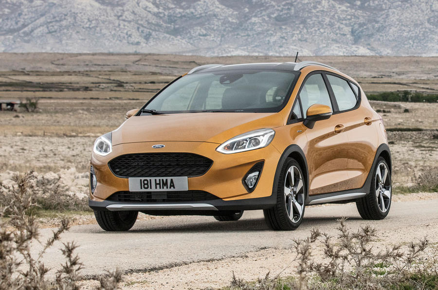 2017 Ford Fiesta St Could Be Awd Autocar