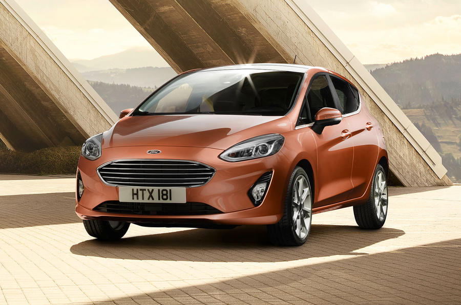 2017 ford fiesta pricing announced autocar. Black Bedroom Furniture Sets. Home Design Ideas