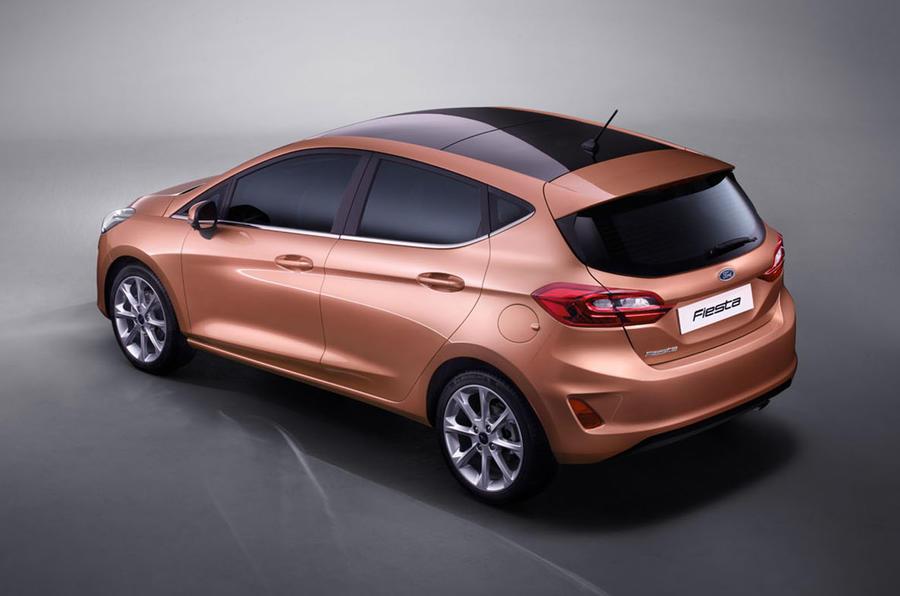 ford puma 2017  2017 Ford Fiesta - pricing announced | Autocar
