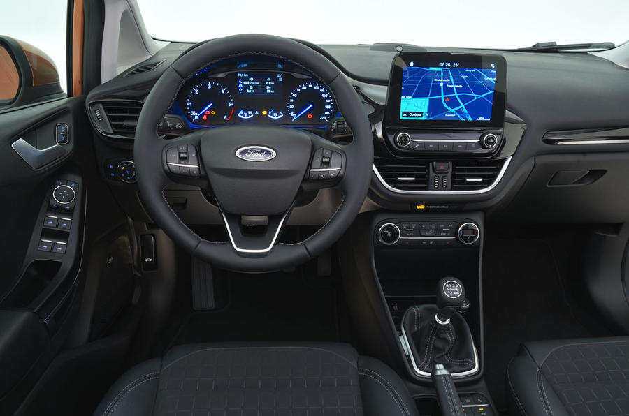 2017 Ford Fiesta Officially Revealed Full Specs And
