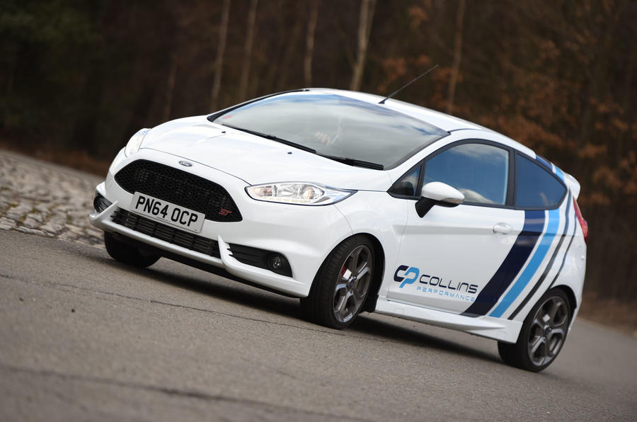 2015 Ford Fiesta St 3 Cp3 Performance Pack Review Review