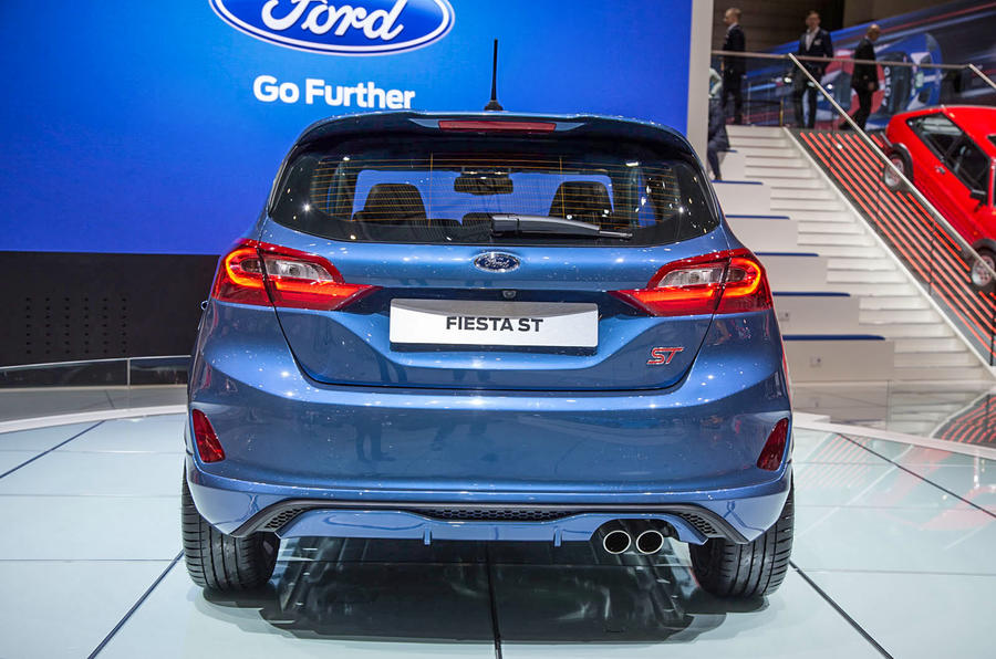 2017 ford fiesta   pricing announced autocar