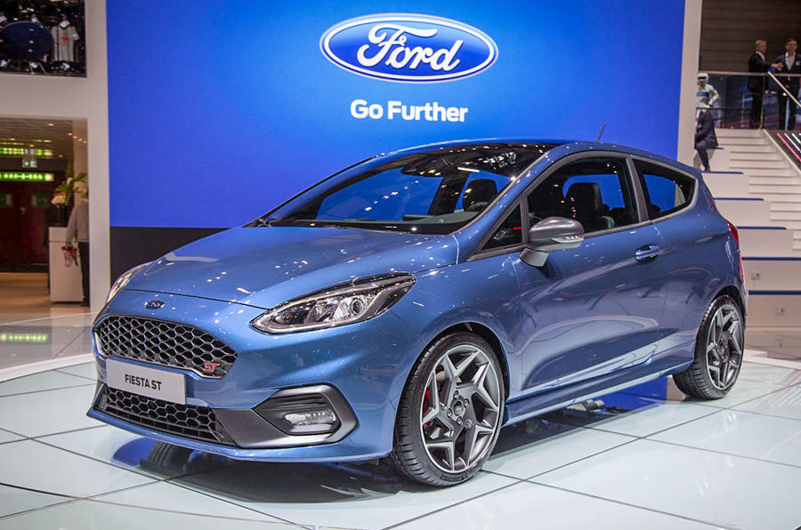 2017 Ford Fiesta St Officially Revealed Autocar