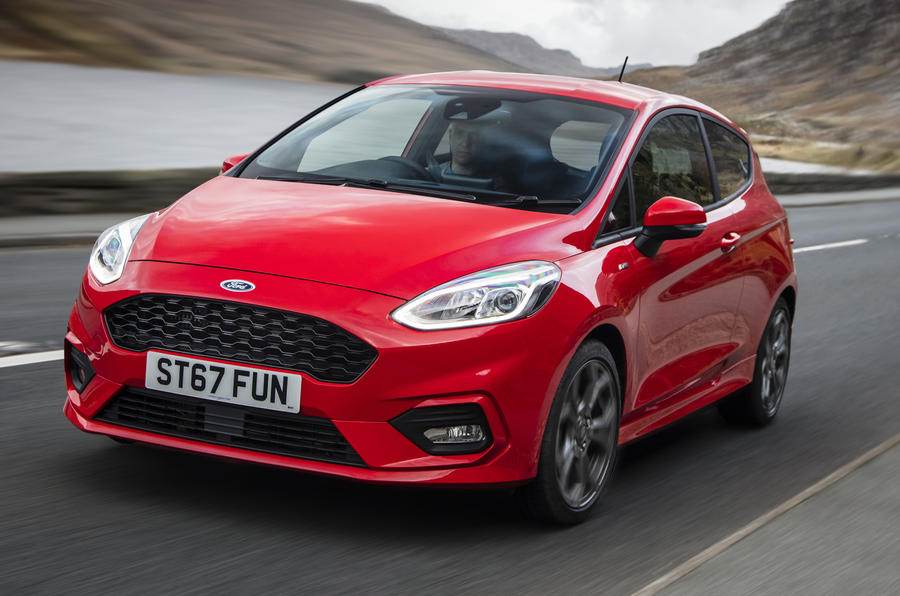 Image result for Ford Fiesta 1.0 Ecoboost 140 ST-Line X
