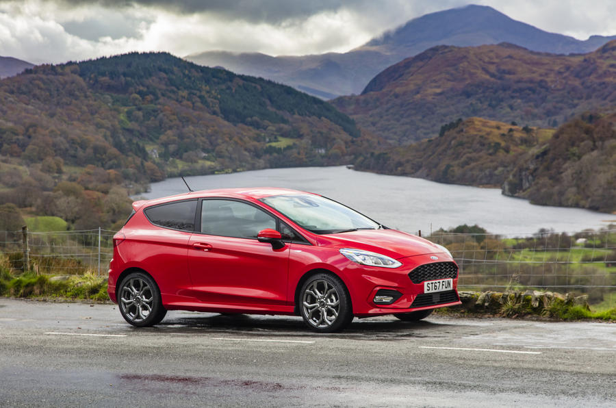 ford fiesta st line x 2017 review autocar. Black Bedroom Furniture Sets. Home Design Ideas