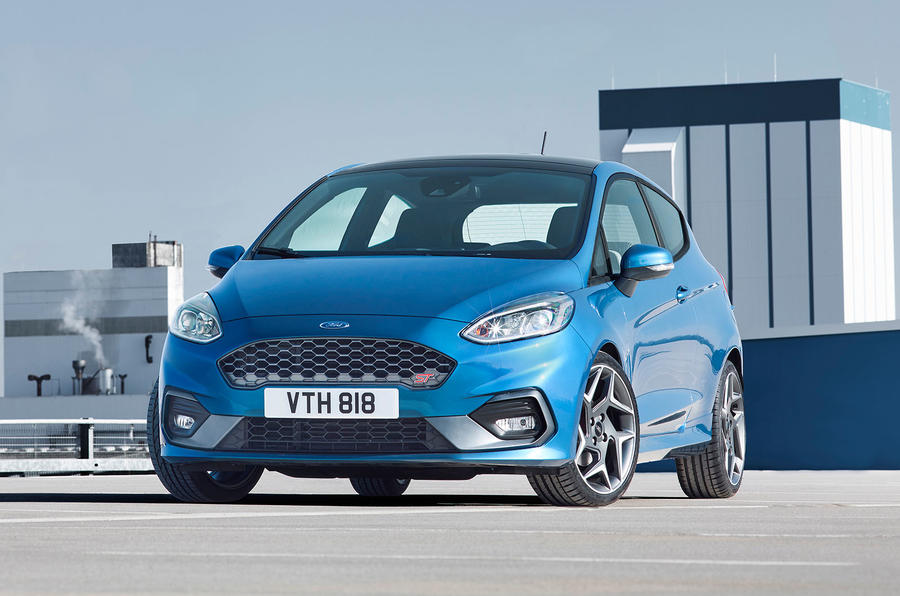 Ford Fiesta ST breaks cover, and we want one