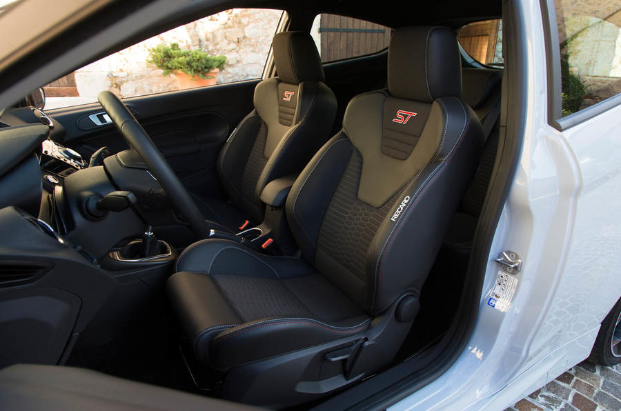 Best Car Seat Covers >> 2016 Ford Fiesta ST200 review | Autocar