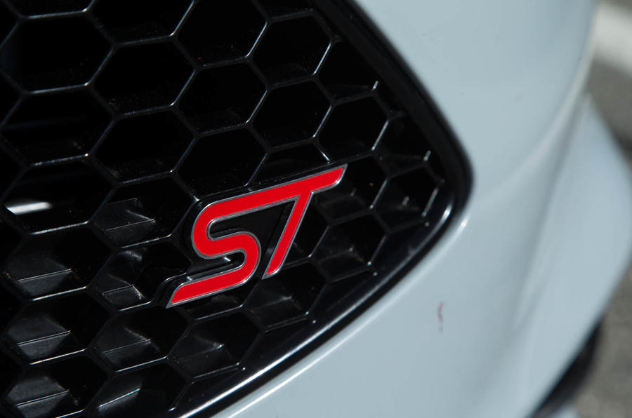 Ford Fiesta ST200 badging