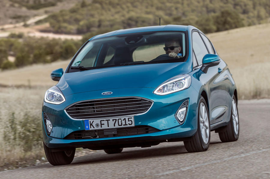 ford fiesta 2017 review review autocar. Black Bedroom Furniture Sets. Home Design Ideas