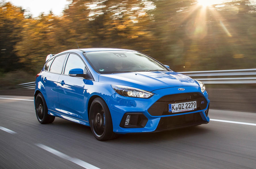 5 star Ford Focus RS