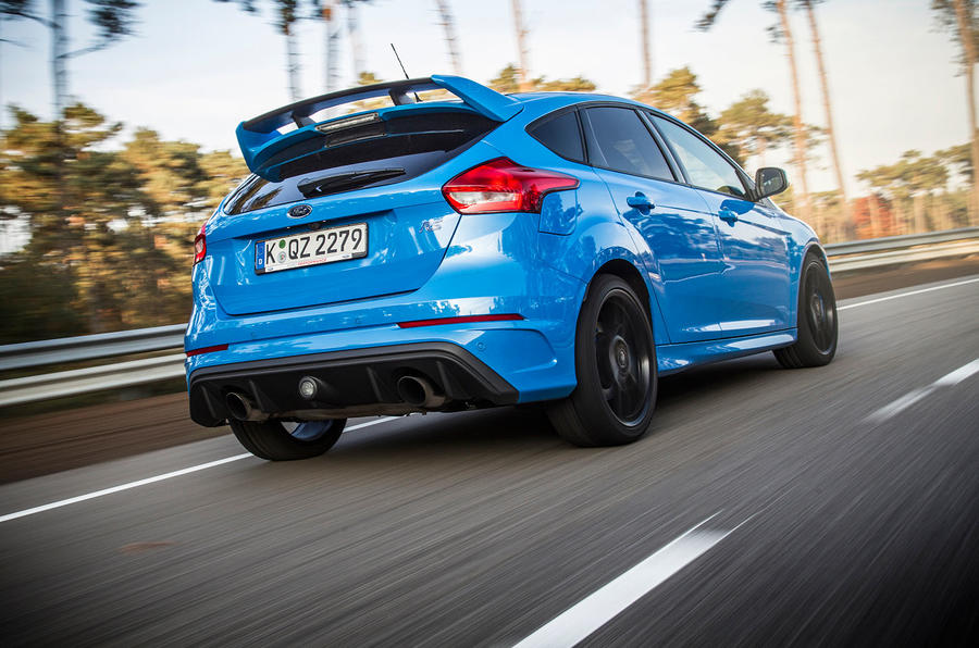 £29,995 Ford Focus RS