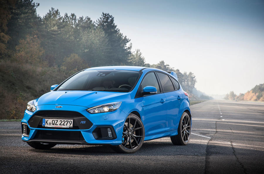 Mark three Ford Focus RS